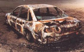 torched-car