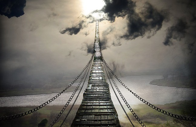 ponte verso il cielo