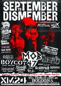 september to dismember