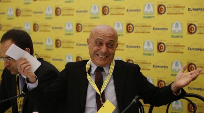 G7 IN SICILIA: MINNITI BLINDA LE FRONTIERE