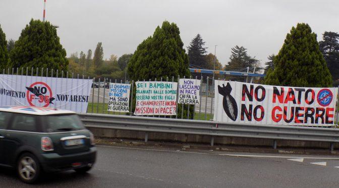 NO NATO – NO GUERRE