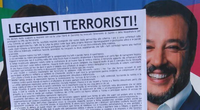 LEGHISTI TERRORISTI
