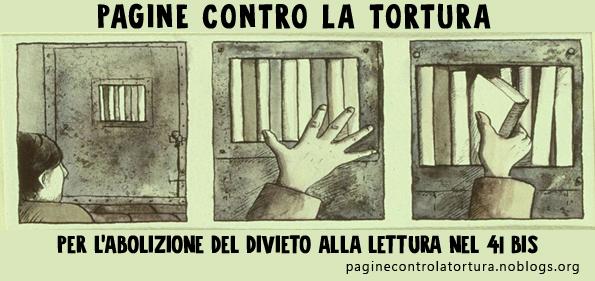 Parma - Assemblea pubblica 'Pagine contro la tortura'