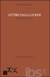 Lettere dalla locride, di Ilario Ammendolia