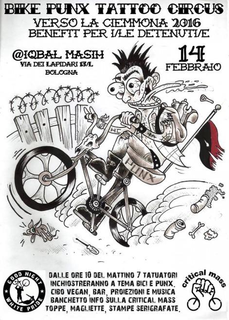 TATTOO CIRCUS_CIEMMONA @ Circolo Iqbal Masih | Bologna | Emilia-Romagna | Italia