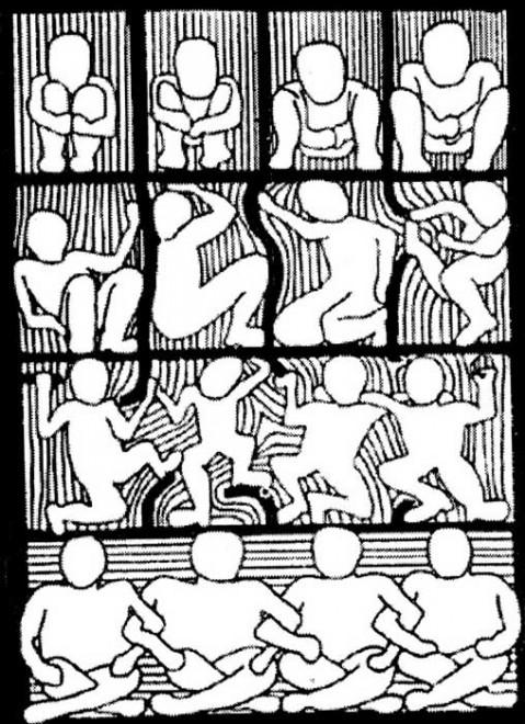 Il carcere frammentato. La circuitazione della popolazione penitenziaria: transessuali, psichiatrici, stranieri + Cena di autofinanziamento @ Vag 61 | Bologna | Emilia-Romagna | Italia