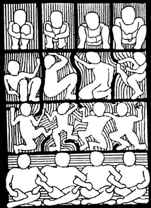 Il carcere frammentato. La circuitazione della popolazione penitenziaria: transessuali, psichiatrici, stranieri + Cena di autofinanziamento