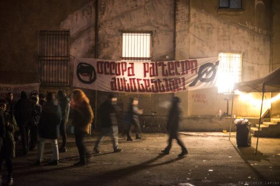 Puntata del 30/11/2019: La nuova occupazione a Bologna
