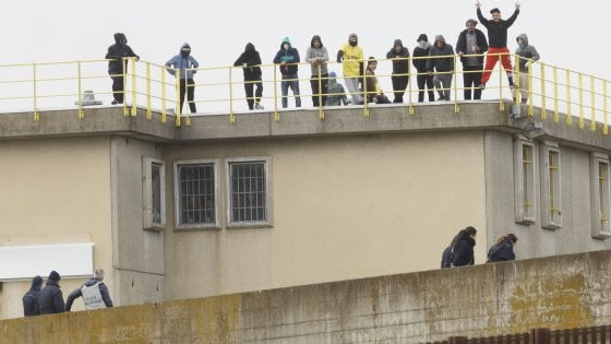 Le proteste dei detenuti non si fermano!