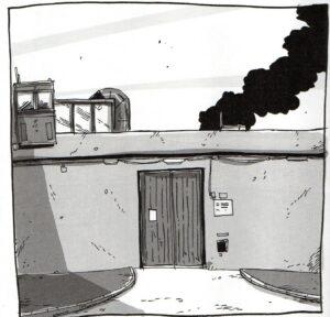 Presidio sotto il carcere di Terni @ Casa Circondariale