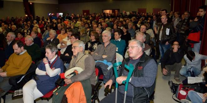 Assemblea popolare: sempre più uniti contro il TAV!