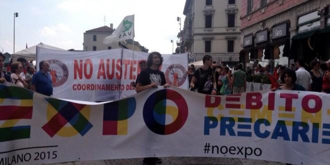 """Milano, comitati No Expo bloccano i cantieri: """"Ispirati dalla lotta in Val di Susa"""""""
