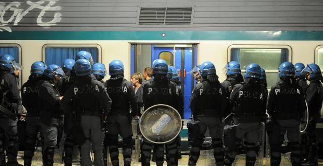Il treno nucleare lo bloccavano i no tav o la polizia?