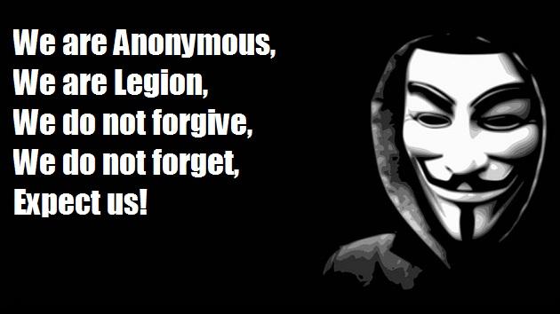 """Anonymous attacca siti di procura e polizia: """"Summum ius, summa iniuria"""""""