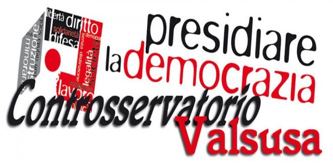 """Nasce l'associazione """"Controsservatorio Val Susa"""""""