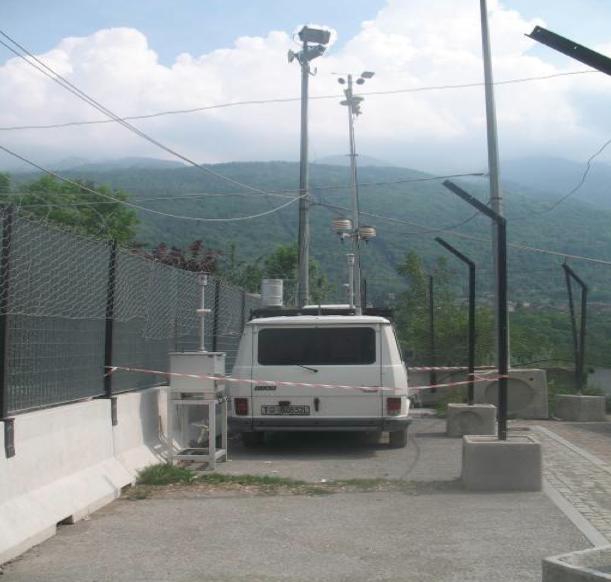 stazione monitoraggio