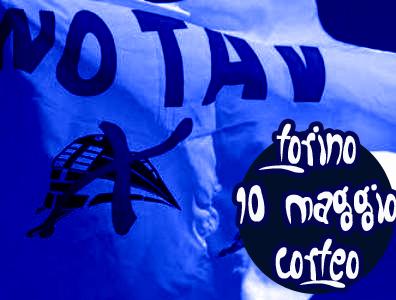 """10 maggio """"Colpevoli di Resistere"""" – Facce no tav!"""