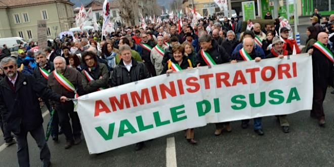 Comunicato delle amministrazioni valsusine sui costi della Torino Lione