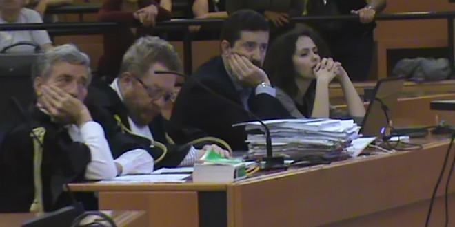 Sentenza del processo ad Andrea, Claudio, Giobbe. Robe da matti.