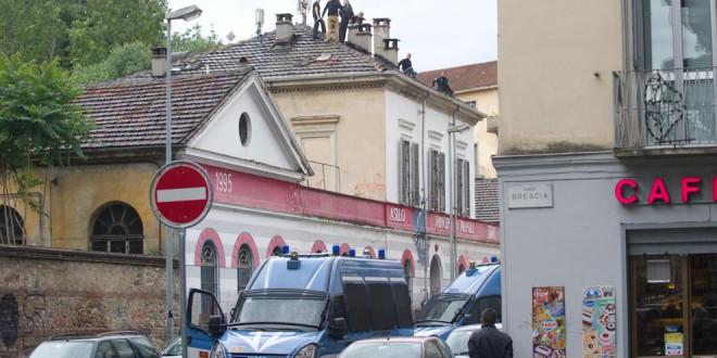 Arresti e perquisizioni a Torino per la resistenza agli sfratti. I PM si vendicano?!