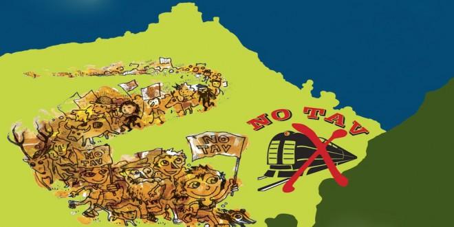 Dal 17 al 27 luglio, la Val Susa in marcia contro il Tav – Programma completo