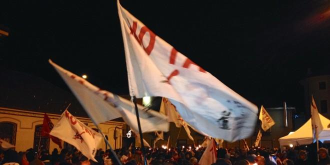 Migliaia di no tav in marcia: lo spirito continua!