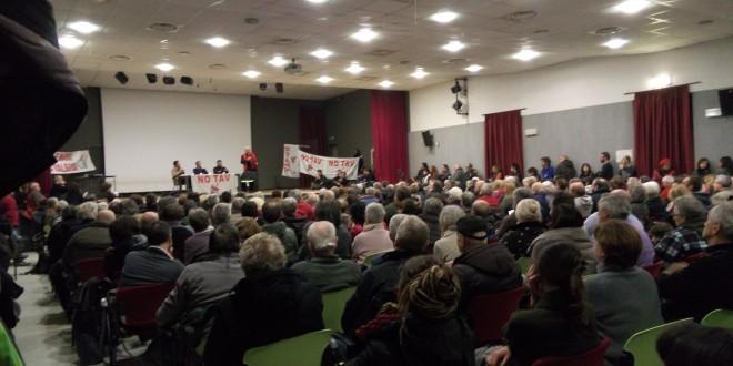 Assemblea partecipata e determinata…il 21/2 in marcia a Torino! VIDEO