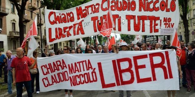 Una buona notizia: revoca del divieto di comunicazione per Mattia, Claudio, Chiara e Niccolò