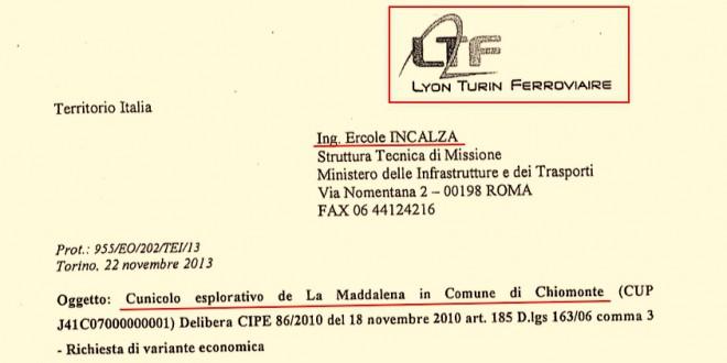 I soldi della Torino-Lione passavano da Ercole Incalza