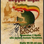 Reggae night 5-4-2015