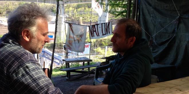 Daniele Gaglianone e Valerio Mastandrea ospiti in Valle