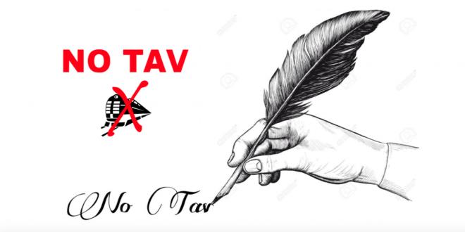 Scrivi la tua lettera contro il Tav