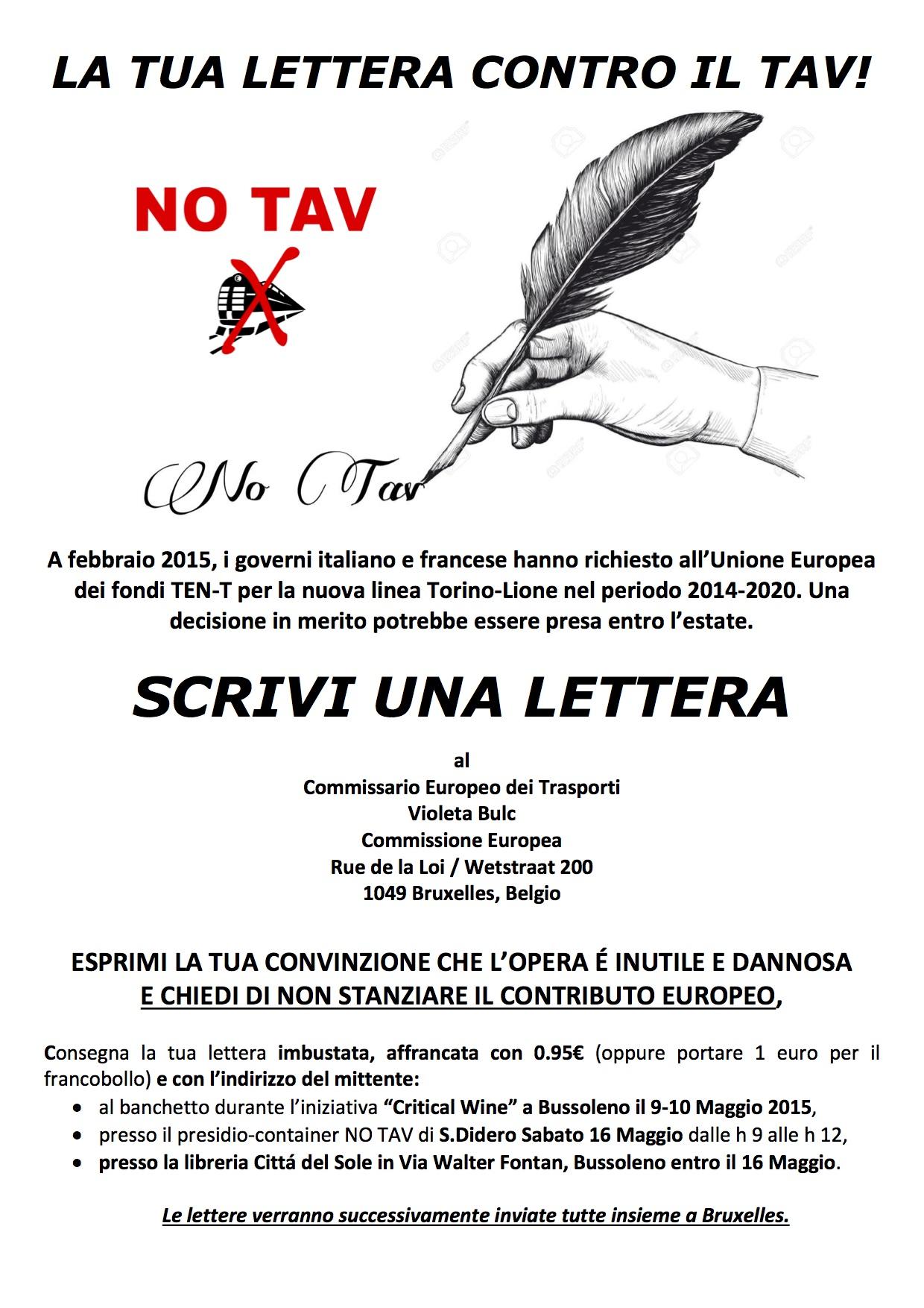 manifesto lettere