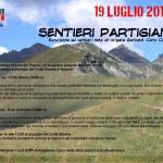 Sentieri partigiani 19-7-2015