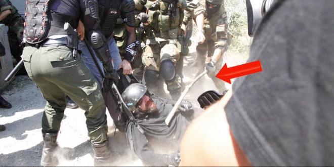 Il carabiniere che bastonava il 3 luglio finisce in Costa Smeralda