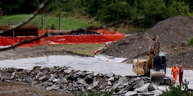 Il comune di  Chiomonte blocca l'allargamento del cantiere