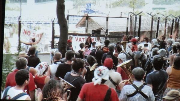 """10/09 Al VisRabbia proiezione: """"IL CANTIERE – COSTRUIRE LA RESISTENZA"""""""