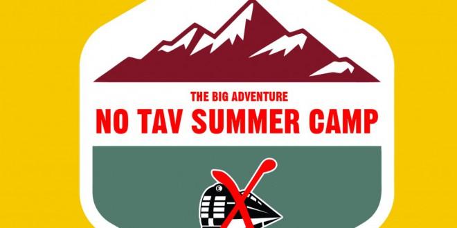 Campeggio a Venaus e iniziative dal 28 al 30 agosto!