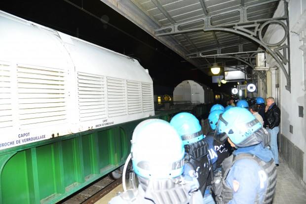Passaggio treno nucleare in Valle: appuntamento stasera ad Avigliana