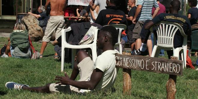 La giornata antirazzista di Venaus e le pretestuose polemiche de La Stampa