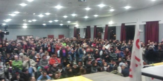 26/11 Assemblea popolare #notav a Susa