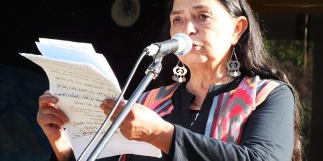 RAYEN KVYEH poetessa e rappresentante del popolo Mapuche scrive ai No Tav