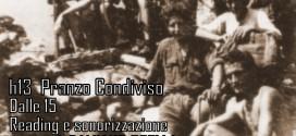 """Avigliana. 25 aprile 2016 """"Resistere al fascismo senza confini"""""""