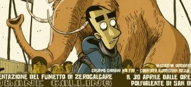 """30 aprile. Zerocalcare a S.Didero presenta """"Kobane calling"""""""