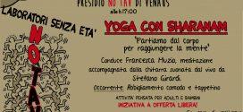 21/5 Al Presidio di Venaus yoga con Laboratori senza età