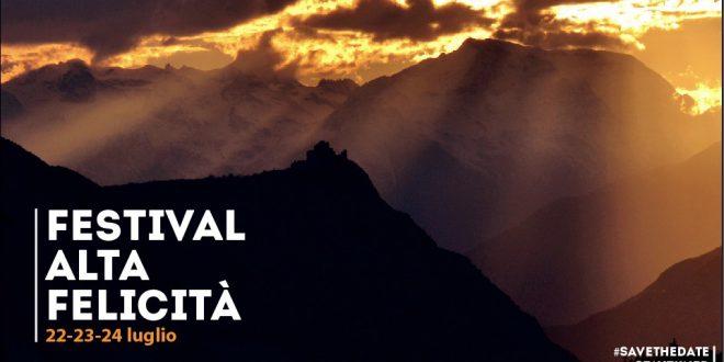22/24 luglio. Festival ALTA Felicità