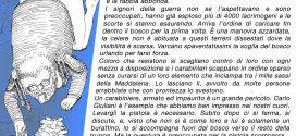 Solidarietà a Gabriele e Pandino –  appuntamenti martedì 10 a Susa