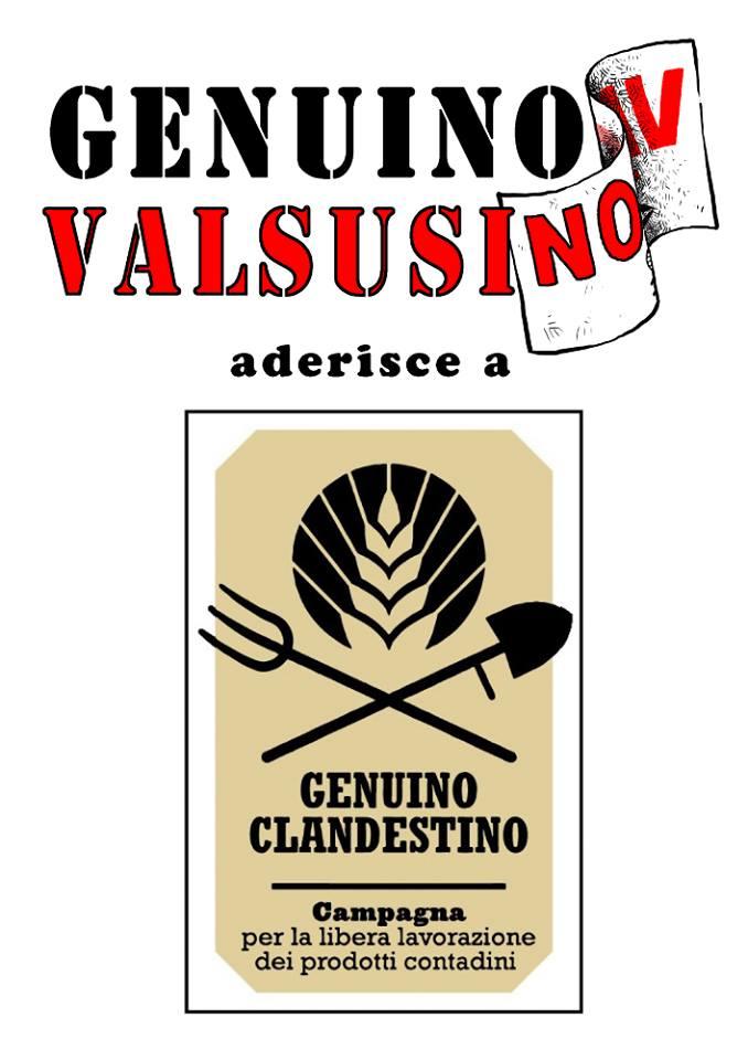 Genuino Valsusino Logo