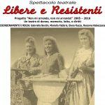 Libere e resistenti 26-6-2016