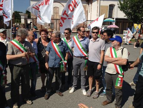 I sindaci valsusini con Torino, Rivalta e Venaria ribadiscono il NO al TAV
